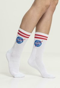Urban Classics - Socks - white - 0