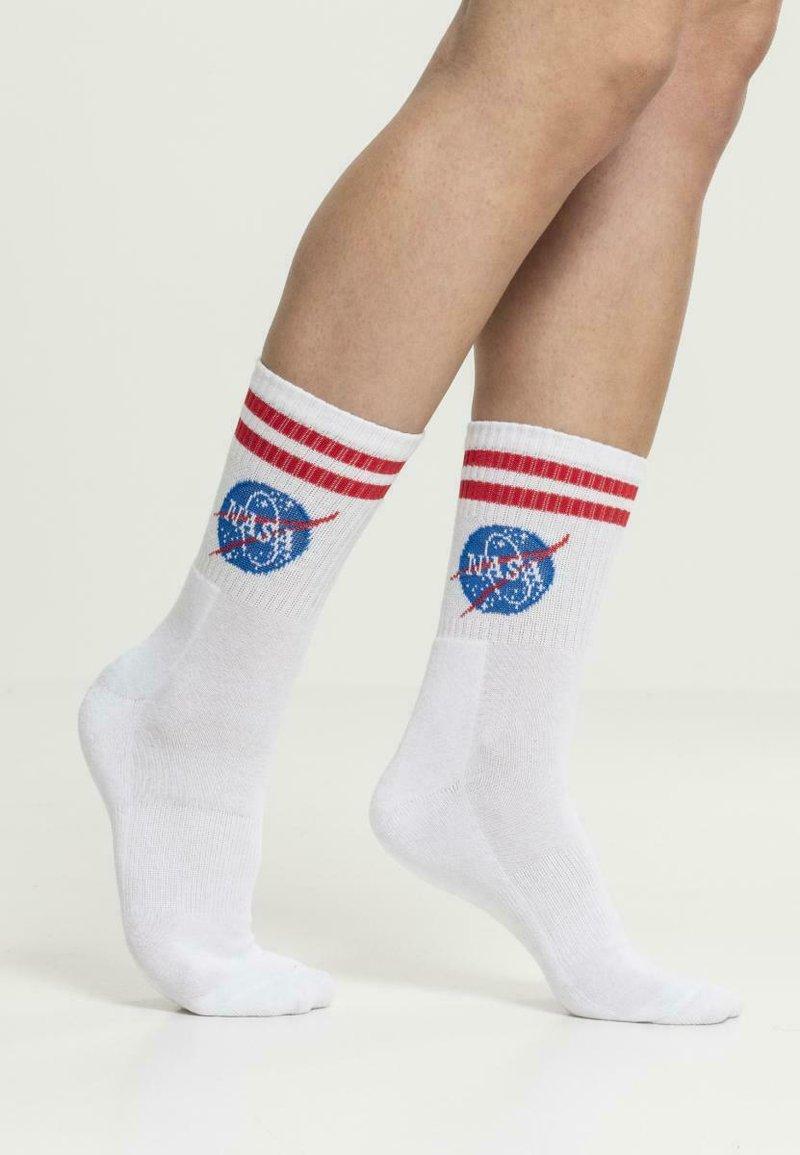 Urban Classics - Socks - white