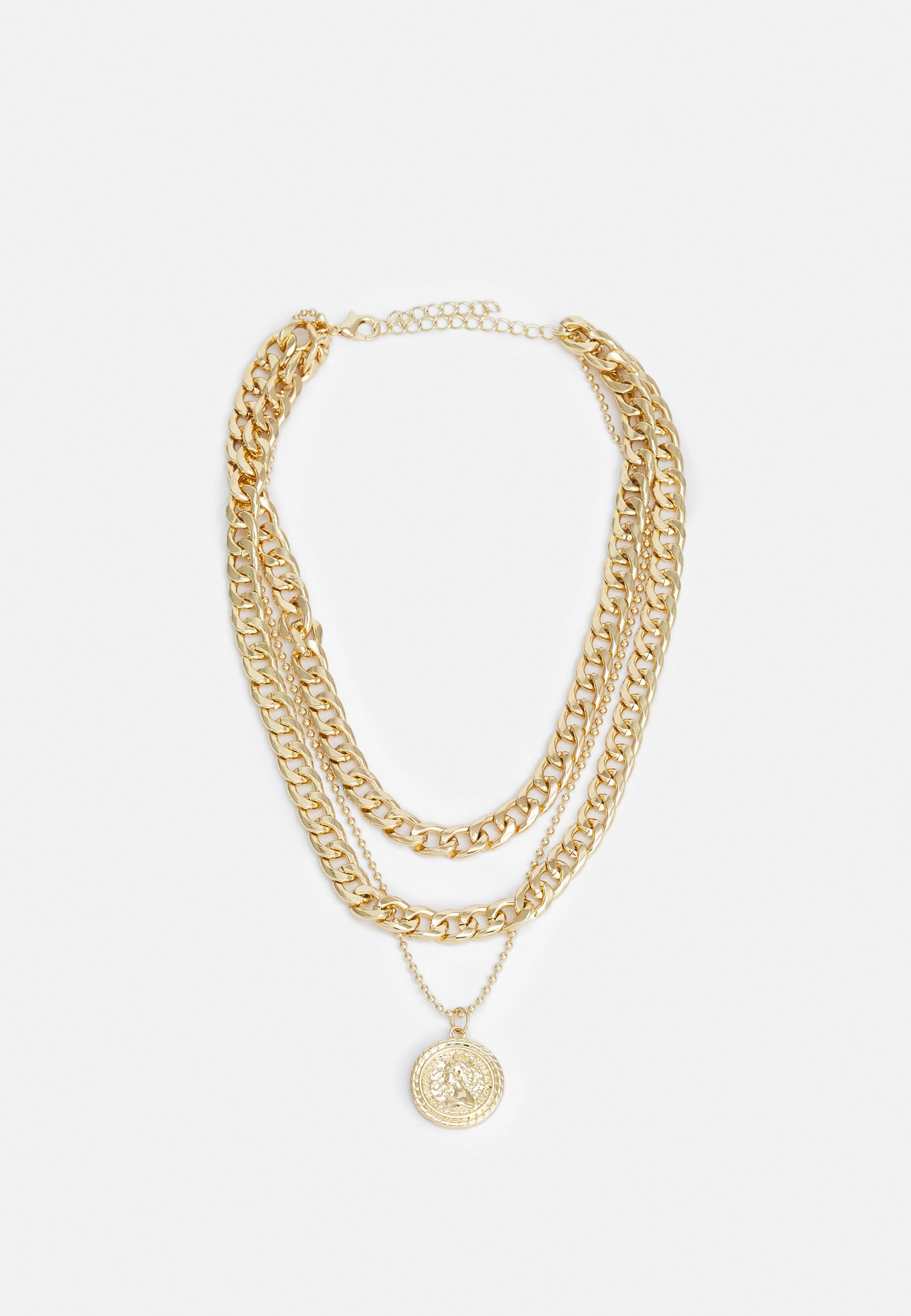 Homme SHORT LAYERING NECKLACE UNISEX - Collier