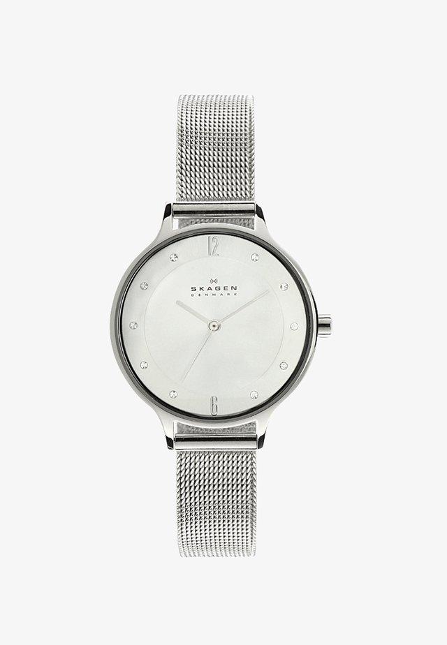 ANITA - Klocka - silver-coloured