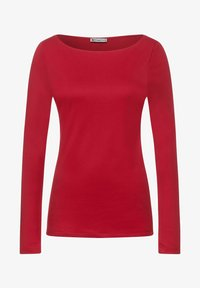 Street One - Long sleeved top - rot - 3