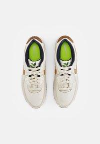Nike Sportswear - NIKE AIR MAX 90 - Trainers - coconut milk/wheat-obsidian-white - 3