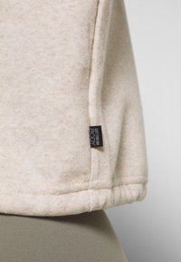 Cotton On Body - HALF ZIP CREW - Sweater - oatmeal marle - 6