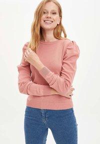 DeFacto - Jersey de punto - pink - 3