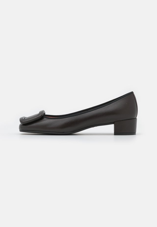 ODETTE - Classic heels - pomme dor
