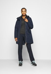 Icepeak - ADDIS - Parka - dark blue - 1