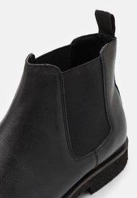 Walk London - HORNCHURCH CHELSEA - Classic ankle boots - stroke black - 5