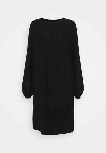 MARISA - Jumper dress - schwarz