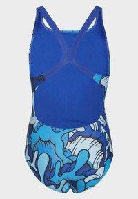 adidas Performance - AARON KAI  - Swimsuit - blue - 4
