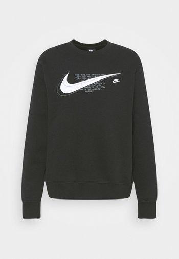 COURT CREW - Sweatshirt - black