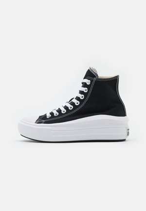 CHUCK TAYLOR ALL STAR MOVE - Sneakers hoog - black/natural ivory/white