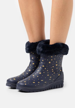 CHILTON - Wellies - dark blue