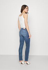 Liu Jo Jeans - MAGNETIC - Straight leg jeans - denim blue join wash - 2
