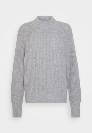 Svetr - light grey heather