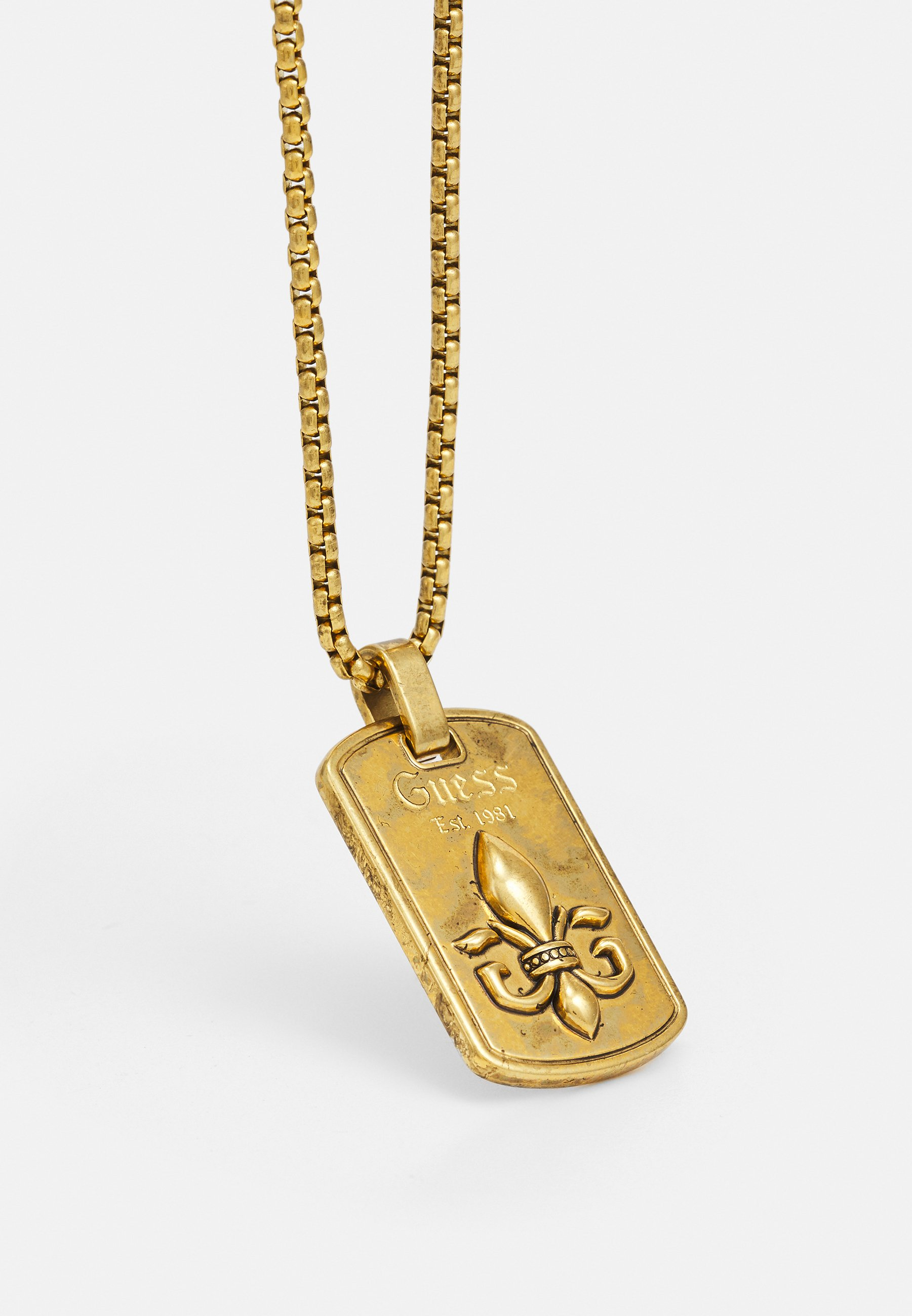 Homme TAG PLATE GIGLIO UNISEX - Collier