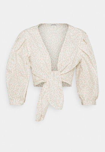 SOLA BLOUSE - Camicetta - white