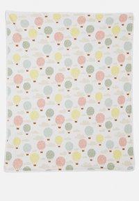 Lindex - SHAWL BLANKET BALLOONS UNISEX - Vauvanpeitto - light dusty white - 1