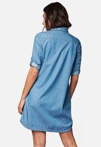 Mavi - BREE - Denim dress - mid indigo denim - 2