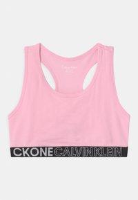 Calvin Klein Underwear - 2 PACK - Bustier - white/romanticpink - 2