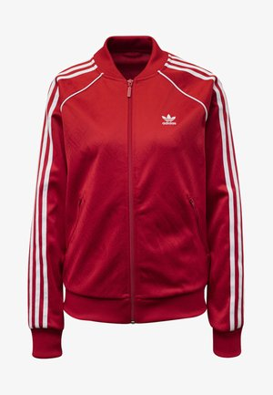 SST TRACK TOP - Giubbotto Bomber - red