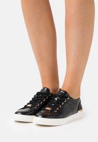 ALDO - DILATHIEL - Sneakersy niskie - black - 0