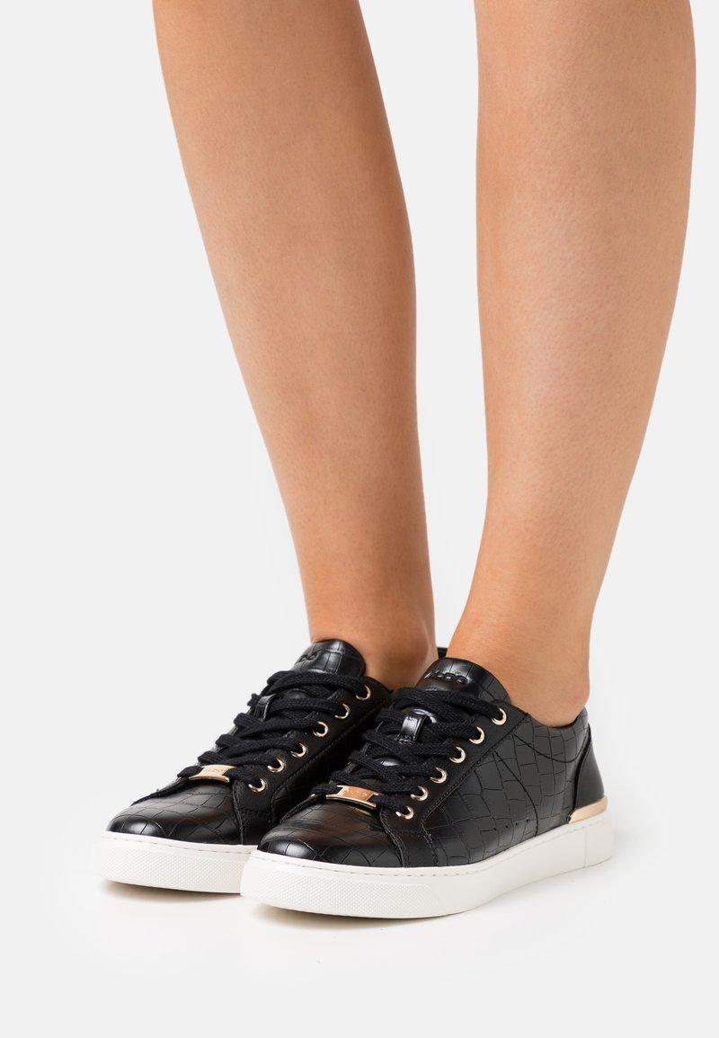 ALDO - DILATHIEL - Sneakersy niskie - black