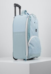 Lässig - ABOUT FRIENDS LOU ARMADILLO - Wheeled suitcase - blue - 4
