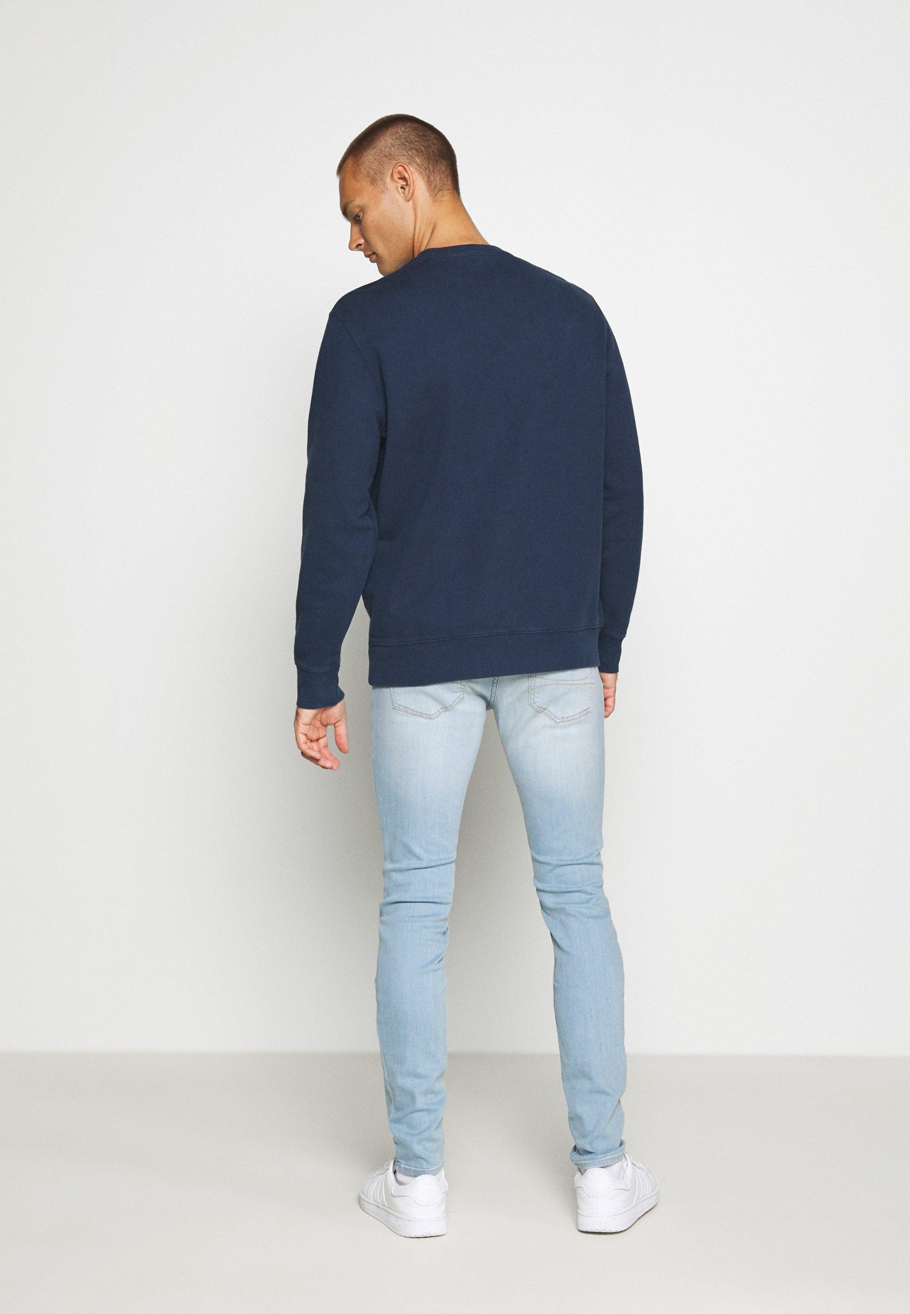 Hollister Co. Jeans Skinny - light destroy