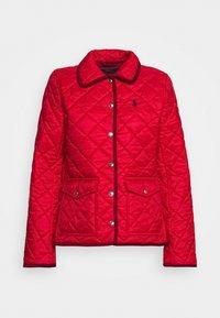 BARN JACKET - Light jacket - injection red