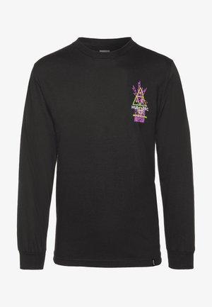 FULL FREQUENCY  - Pitkähihainen paita - black