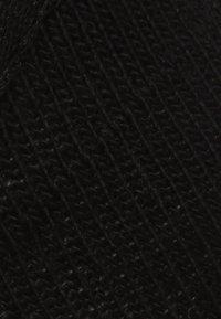 s.Oliver - 6 PACK - Trainer socks - black - 1