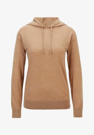 Hoodie - light brown