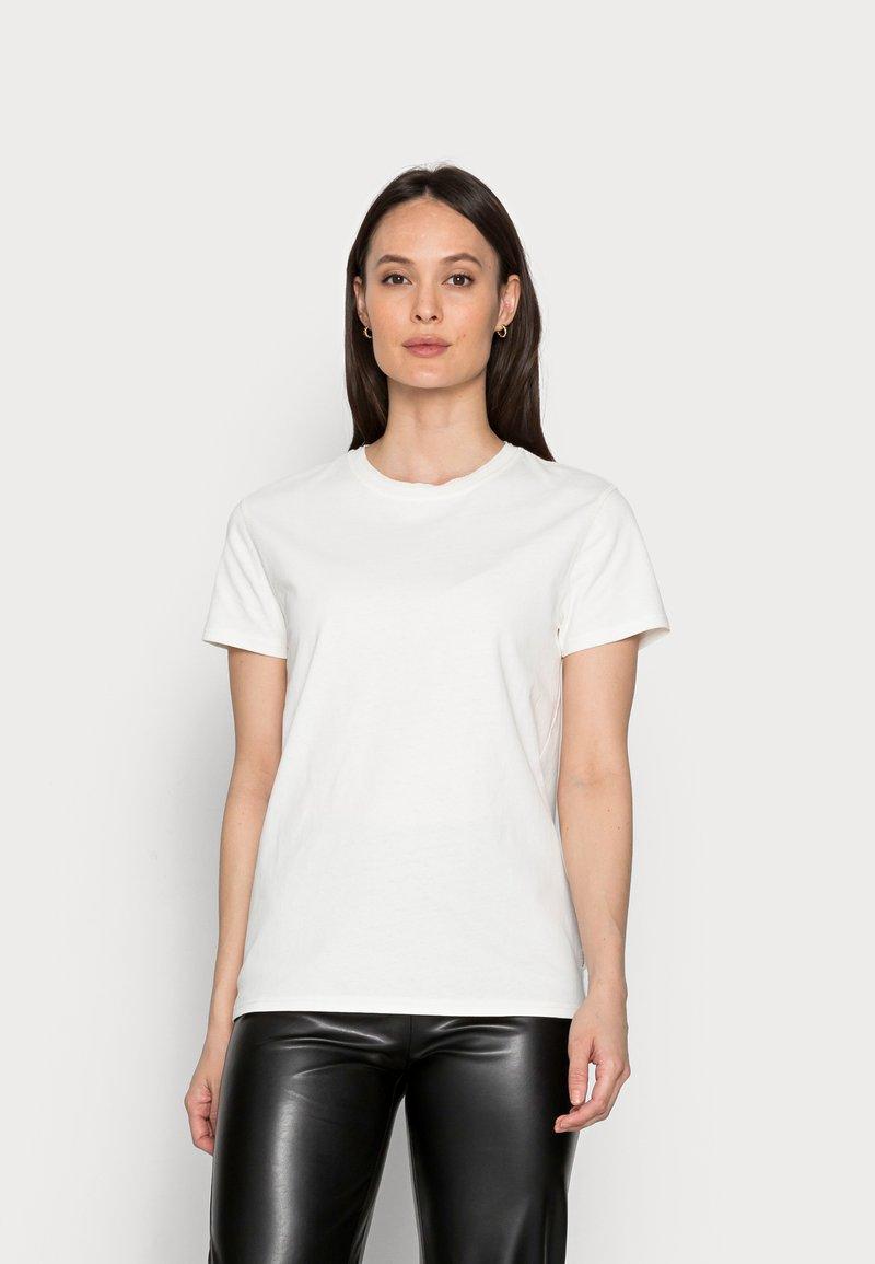 Marc O'Polo DENIM - Basic T-shirt - scandinavian white
