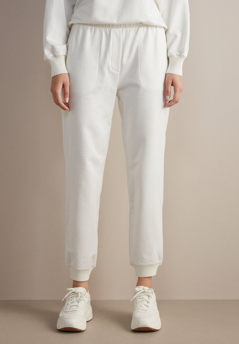 Falconeri - Tracksuit bottoms - bianco