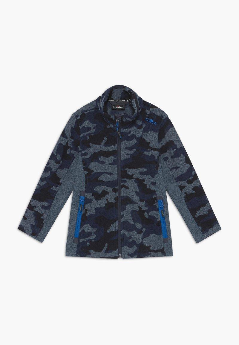 CMP - BOY - Fleece jacket - dark blue