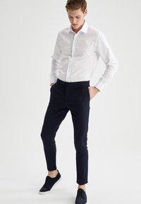 DeFacto - Formal shirt - white - 1