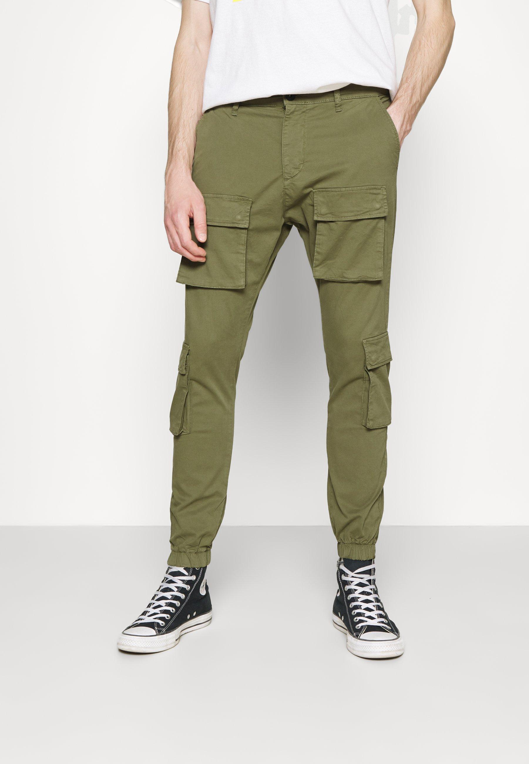 Women LYON PANTS UNISEX - Cargo trousers
