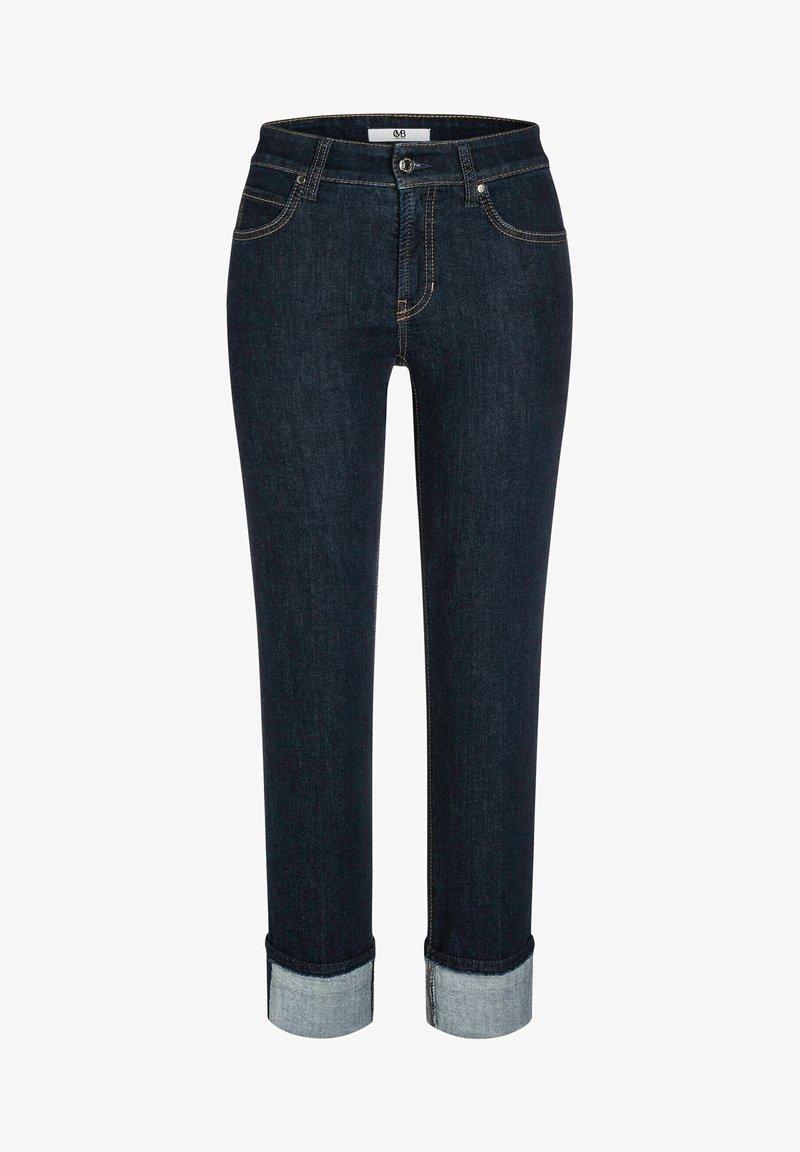 Cambio - Straight leg jeans - darkblue