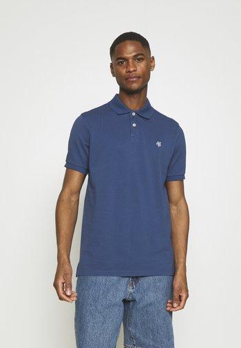 SHORT SLEEVE BUTTON PLACKET - Polo shirt - murphy marine