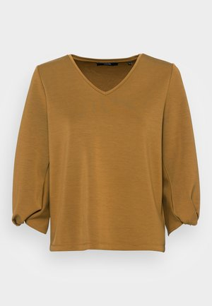 USOLA - Long sleeved top - cinnamon