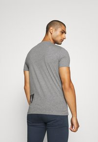 Replay - T-shirt con stampa - grey - 2