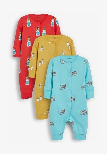 3 PACK - Pyjamas - red