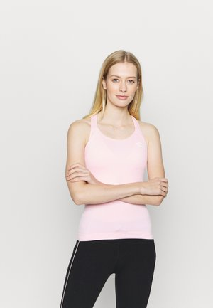 SEAMLESS DASH - Top - rosa