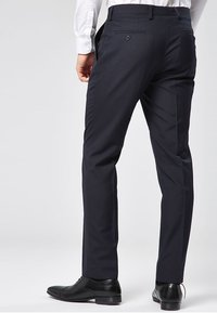 Next - SUIT TROUSERS - Pantaloni eleganti - blue - 1