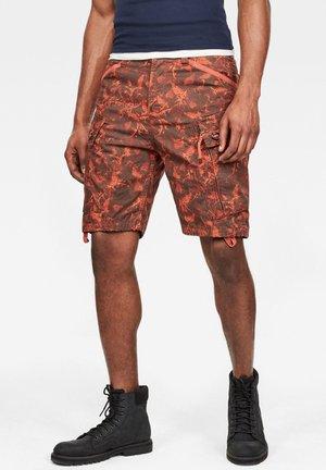 ROXIC - Shorts - antic auburn/brown brandy ao