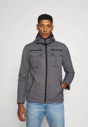 COVE - Summer jacket - grey