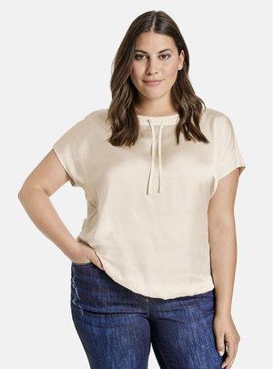 Basic T-shirt - pearl