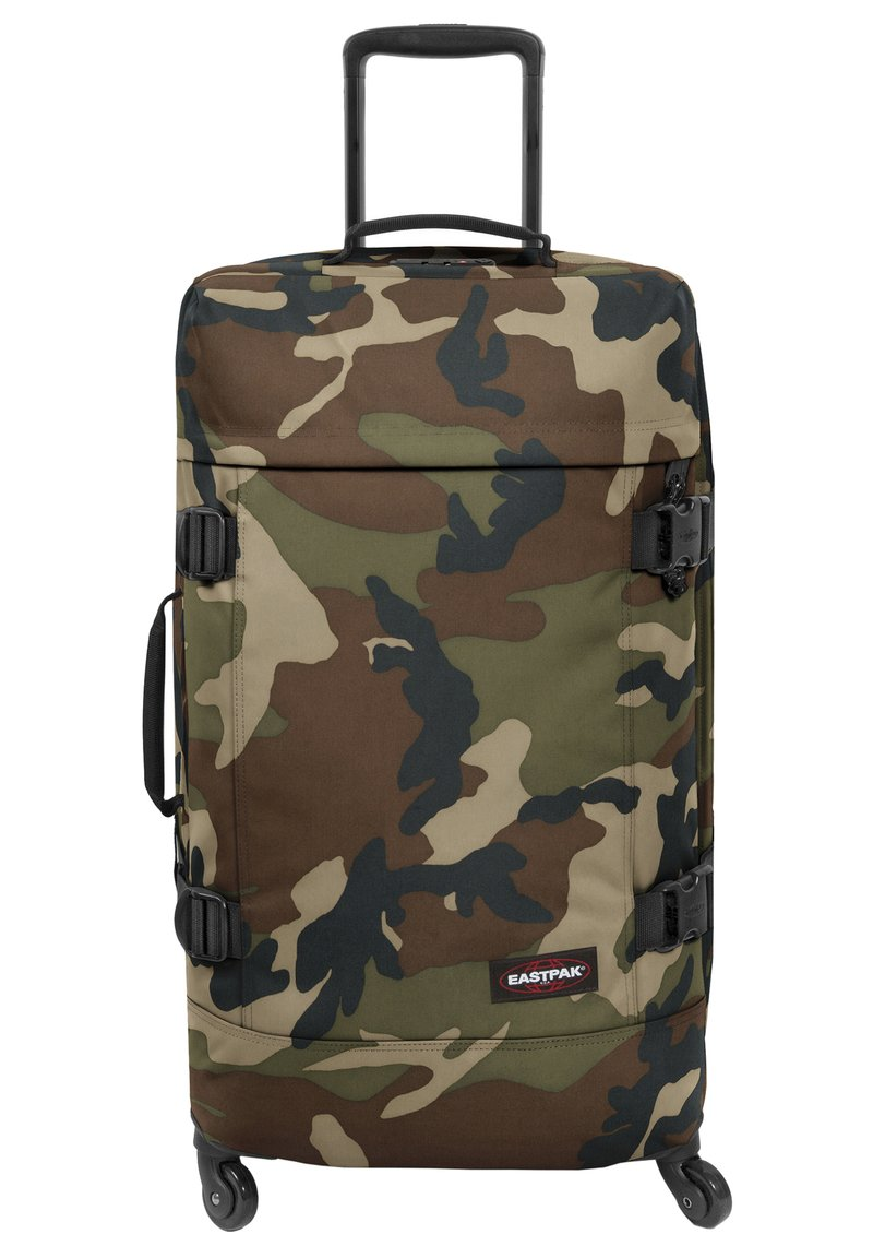 Eastpak - TRANS4 M - Wheeled suitcase - camo