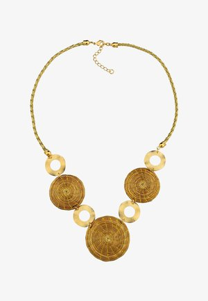 ANGELA - Necklace - gold-coloured