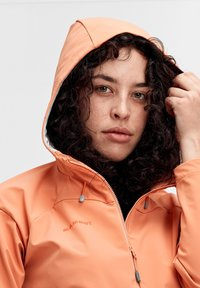 Mammut - SAPUEN  - Soft shell jacket - orange - 3